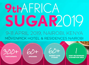 9th Africa Sugar, 9-11 April 2019