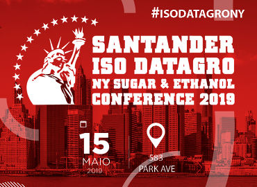XIII SANTANDER ISO DATAGRO New York Sugar & Ethanol Conference