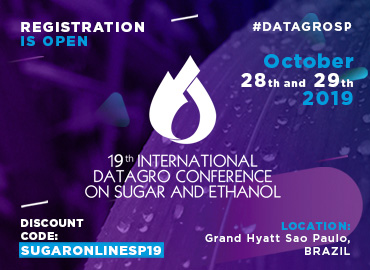 Registration is Open - 19th International Datagro Conference on Sugar & Ethanol