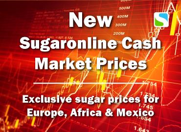 New Sugaronline Cash Market Prices Service