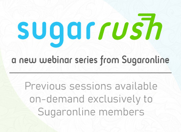 Sugar Rush Webinars