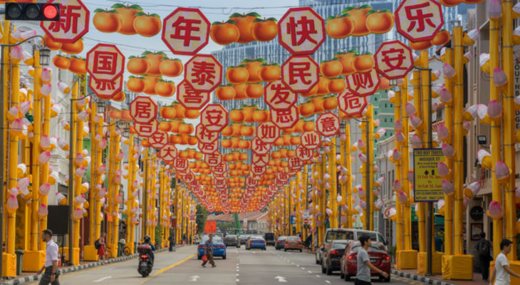 As China heads into the Lunar New Year period, the market isn't as supported as it has been in other years.