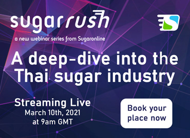 Sugaronline Sugar Rush webinar—A deep-dive into the Thai sugar industry
