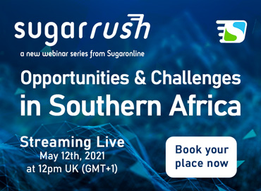 Sugaronline Sugar Rush webinar—Opportunities & Challenges in Southern Africa