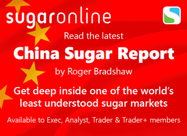 Sugaronline China Sugar Report